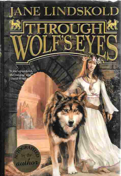 Image for Through Wolf's Eyes [Signed] (Firekeeper Series #1)