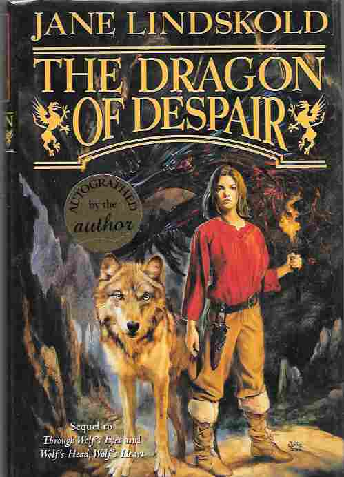 Image for The Dragon of Despair [Signed] (Firekeeper Series #3)