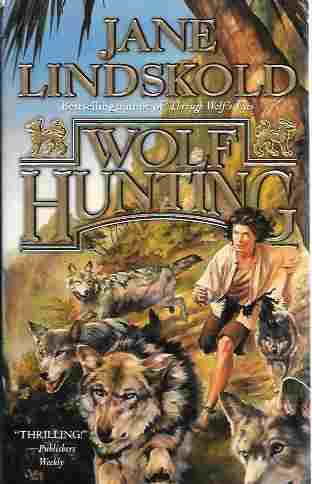 Image for Wolf Hunting (Firekeeper Series #5)