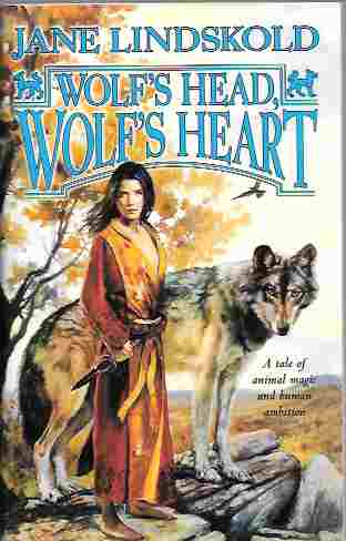 Image for Wolf's Head, Wolf's Heart (Firekeeper Series #2)