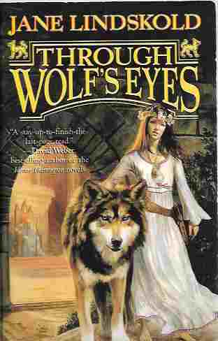 Image for Through Wolf's Eyes (Firekeeper Series #1)