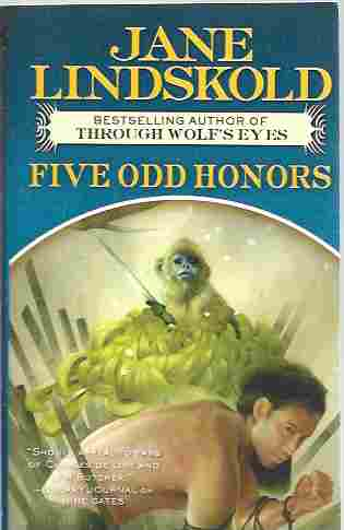 Image for Five Odd Honors (Breaking the Wall Series #3)