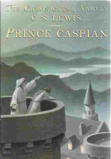 Image for Prince Caspian (Chronicles of Narnia, Book 4)