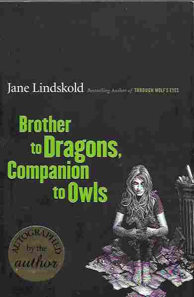 Image for Brother to Dragons, Companion to Owls [Signed]