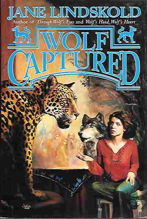 Image for Wolf Captured (Firekeeper Series #4)