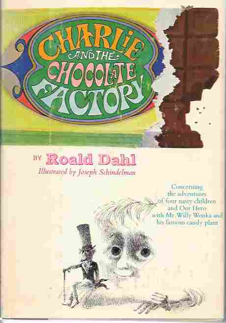 Image for Charlie and the Chocolate Factory