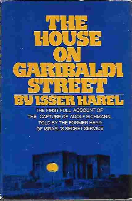 Image for The House on Garibaldi Street