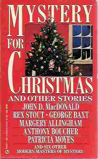 Image for Mystery for Christmas and Other Stories