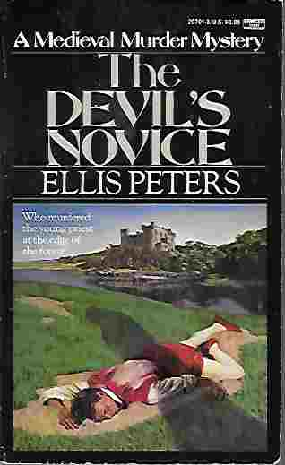 Image for The Devil's Novice (Brother Cadfael Mystery Series #8)