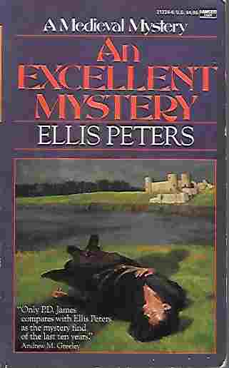 Image for An Excellent Mystery (Brother Cadfael Mystery Series #11)