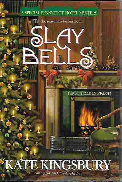 Image for Slay Bells (Pennyfoot Hotel Mystery #14)