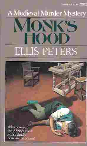 Image for Monk's Hood (Brother Cadfael Mystery Series #3)