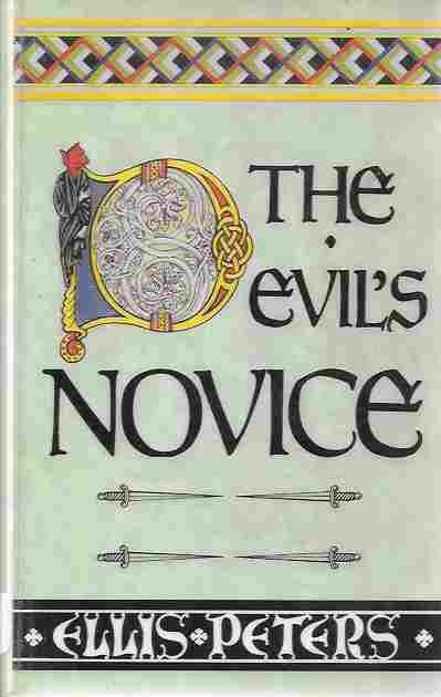 Image for The Devil's Novice [Large Print] (Brother Cadfael Mystery Series #8)