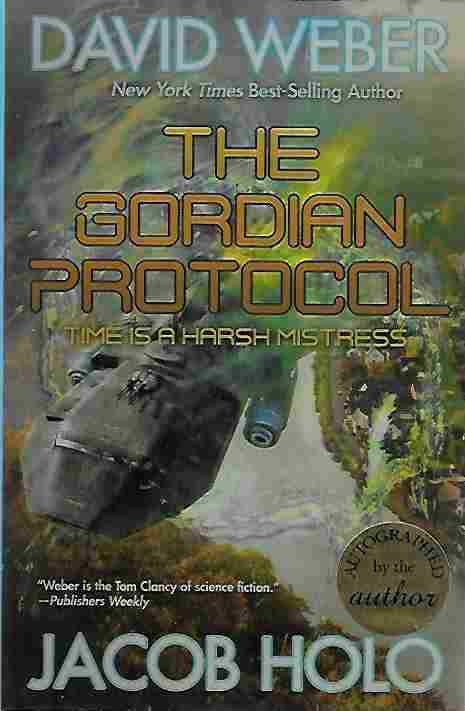 Image for The Gordian Protocol [Signed by Both Authors]