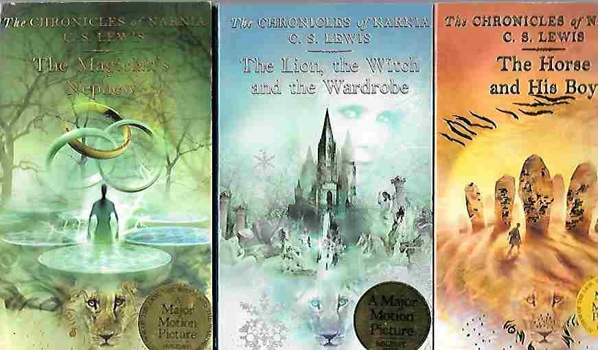 Image for The Chronicles of Narnia {7 Vol. Set) : 1) the Magician's Nephew; 2) the Lion, the Witch and the Wardrobe; 3) the Horse and His Boy; 4) the Voyage of the Dawn Treader; 6) the Silver Chair; 7) the Last Battle