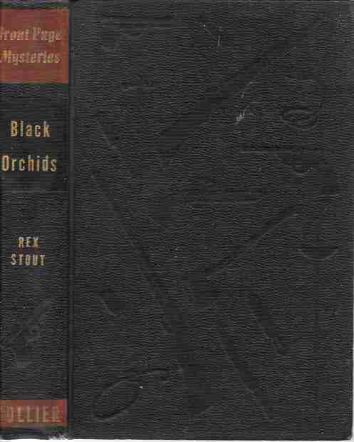 Image for Black Orchids A Nero Wolfe Double Mystery