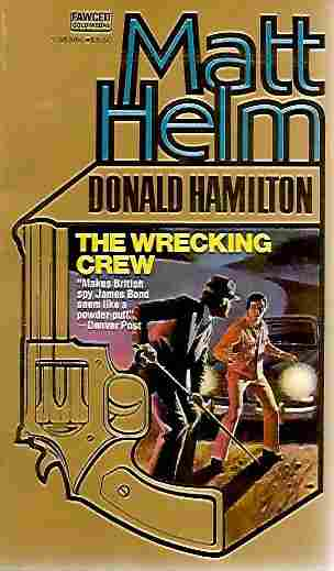 Image for The Wrecking Crew (A Matt Helm Thriller #2)