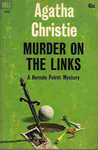 Image for Murder on the Links (A Hercule Poirot Mystery)
