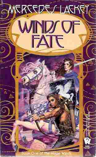 Image for Winds of Fate (Book One of the Mage Winds Trilogy)