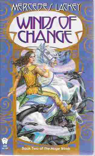 Image for Winds of Change (Book Two of the Mage Winds Trilogy)