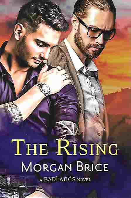 Image for The Rising (A Badlands Novel)