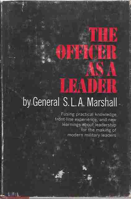 Image for The Officer As a Leader