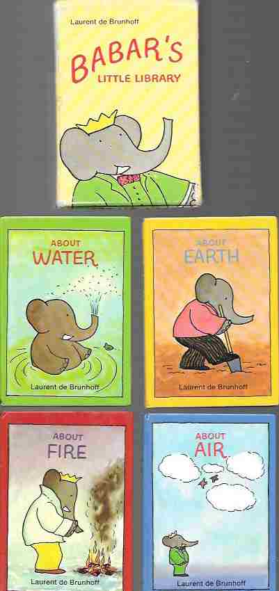 Image for Babar's Little Library 4 Volumes in Slipcase