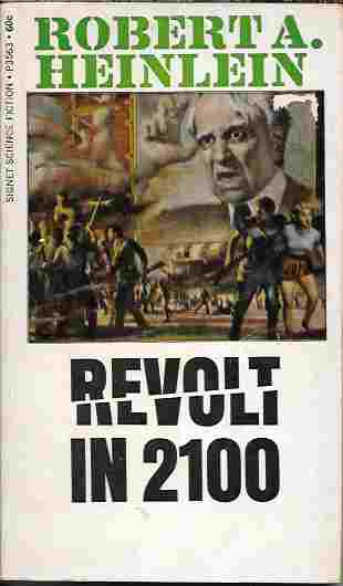 Image for Revolt in 2100