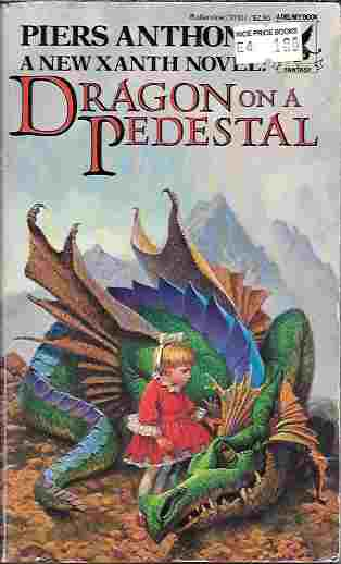 Image for Dragon on a Pedestal (Xanth Series #7)