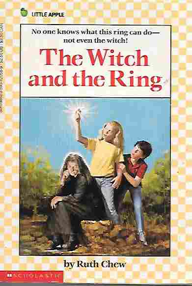 Image for The Witch and the Ring