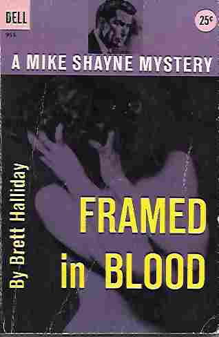 Image for Framed in Blood (A Mike Shayne Mystery)