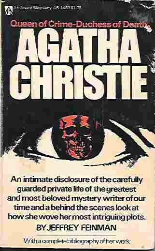 Image for The Mysterious World of Agatha Christie Queen of Crime - Duchess of Death