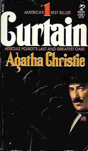Image for Curtain Poirot's Last Case