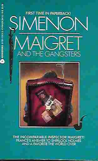 Image for Maigret and the Gangsters