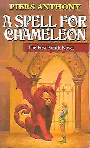 Image for A Spell for Chameleon (Xanth Series #1)