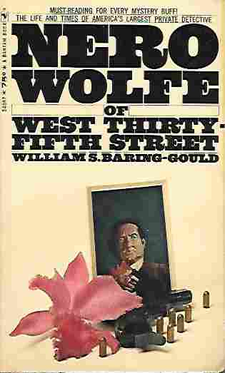 Image for Nero Wolfe of West 35th Street