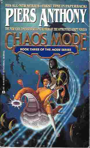 Image for Chaos Mode (Mode Series Book Three)
